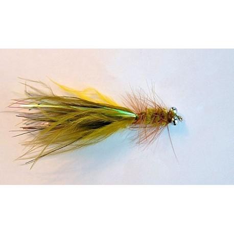 Wooly Bugger Marabou-2