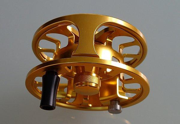 moulinet DVX D806 vue du dessus