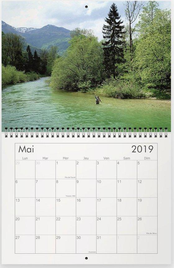 calendrier 2019 mai