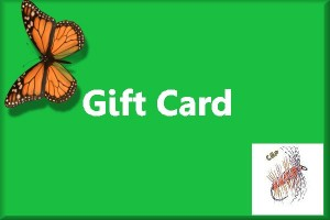 Gift card C.B.F.
