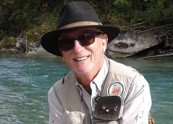 Claude Behr, l'auteur, dirigeant de la société C.B.F. -Claude Behr-Favoris