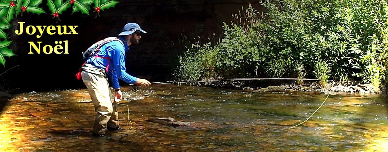 Flyfishing in Alsace